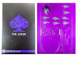 Sideshow Acessórios Joker  (Coringa) 1/6 Loose