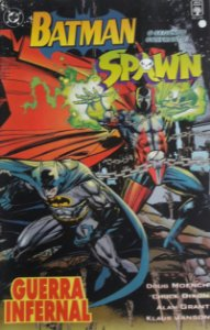 Batman Spawn - Ed. Abril