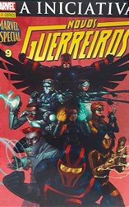 Marvel Especial #9 Novos Guerreiros - Ed. Panini