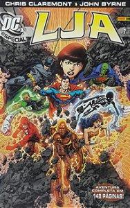 DC Especial #7 Liga da Justiça O Décimo Circulo