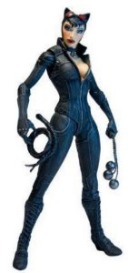 DC Direct Batman Arkham City Catwoman (Mulher Gato) Series 2