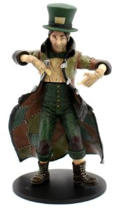 DC Direct Batman Arkham City The Mad Hatter (Chapeleiro Louco) Series 2