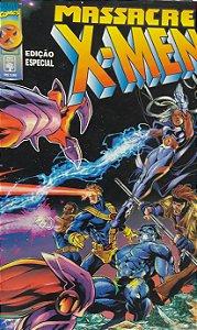 Massacre X-men - Ed. Abril