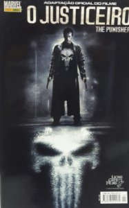 O Justiceiro The Punisher Adaptação Oficial do Filme - Ed. Panini