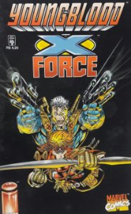 Youngblood X-Force - Ed. Abril