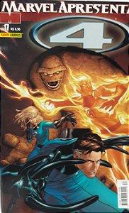 Marvel Apresenta #17 Quarteto Fantástico - Ed. Panini