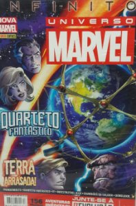 Universo Marvel #13 Nova Marvel - Ed. Panini