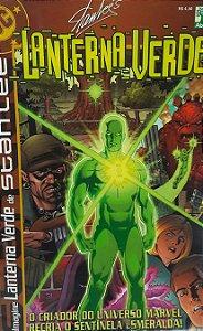 Imagine Lanterna Verde de Stan Lee- Ed. Abril