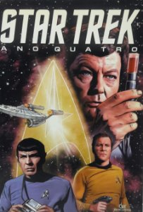 Star Trek Ano Quatro - Ed. Devir