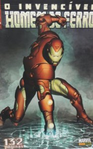 O Invencível Homem de Ferro - Ed. Panini