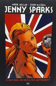 Jenny Sparks A Hitoria Secreta do Authority - Ed. Devir