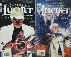 Sandman Apresenta: Lucifer Cartas na Mesa - Ed. BrainStore