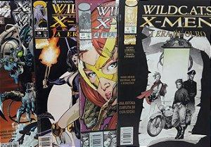 WildCats X-men - Ed. Abril