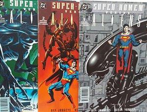 Super-Homem Aliens - Ed. Abril