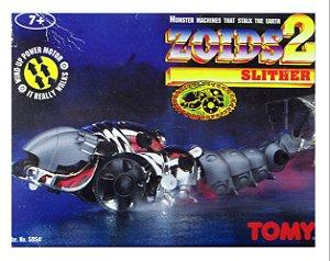 Tommy Zoids 2 Slither Vintage Figure