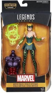 Marvel Legends Enchantress (BAF Dormammu)