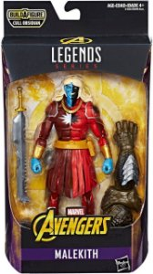 Marvel Legends Malekith (BAF Cull Obsidian)