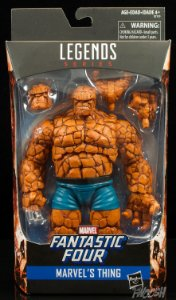 Marvel Legends Coisa (EXCLUSIVO)