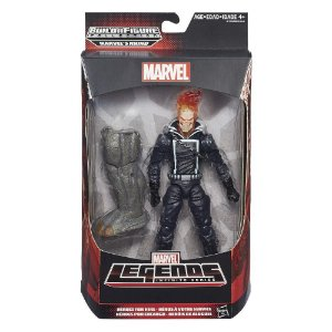 Marvel Legends Ghost Rider (BAF Rhino)