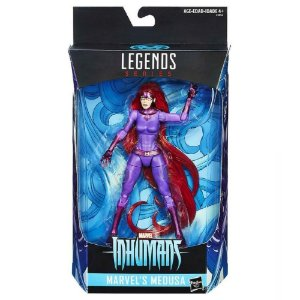 Marvel Legends Medusa (Exclusiva)