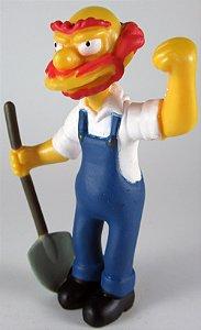 Fox 2009 Jardineiro Willie Os Simpsons