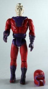 Toy Biz 1991 Marvel X-Men Magneto Loose