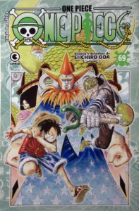 One Piece #69 Editora Conrad