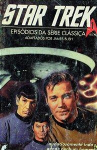 Star Trek Episódios da Série Clássica #1 Editora Unicórnio Azul