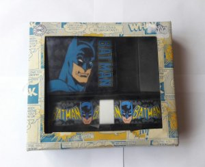 KIT BATMAN (CARTEIRA + CINTO)