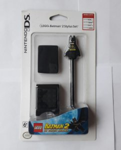 LEGO BATMAN 2 STYLUS SET. NINTENDO DS
