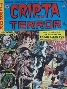 Cripta do Terror #6 Ed. Record