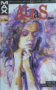 Alias (2ª Edição) n° 2 Ed. Panini Capa Dura