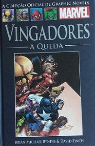 Vingadores A Queda Ed. Salvat Capa Dura
