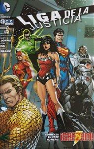 Liga de la Justicia # 7 - Importada