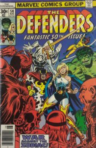 The Defenders #50 - Importada