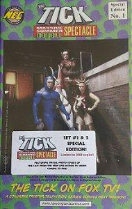 The Tick Special Edition #1 e #2 - Importada