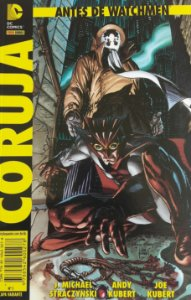 Antes de Watchmen: Coruja #1 Capa Andy Kubert - Ed Panini