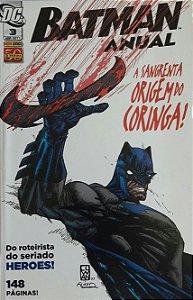 Batman Anual #3  (2011) - Ed Panini