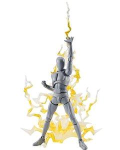Bandai Effect Thunder Yellow Ver. (Efeito para action figures)