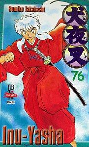 Inu-Yasha #76 Editora JBC