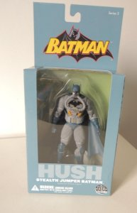 Batman Stealth Jumper DC Direct Hush Series