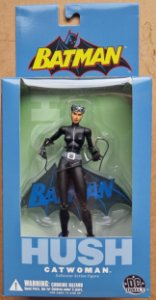 Catwoman (Mulher Gato) DC Direct Hush Series