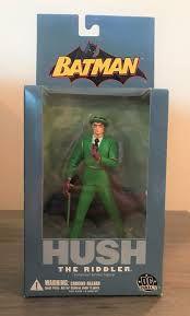 Riddler (Charada) DC Direct Hush Series