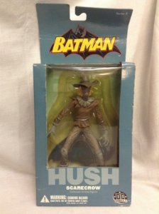 Scarecrow (Espantalho) DC Direct Hush Series