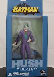 JOKER (Coringa) DC Direct Hush Series