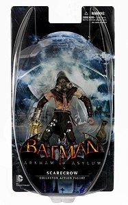 Scarecrow (Espantalho) Batman Arkham Asylum