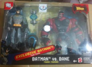 Batman Vs Bane The Batman