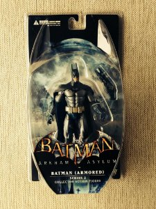 Batman Armored Arkham Asylum Series 2