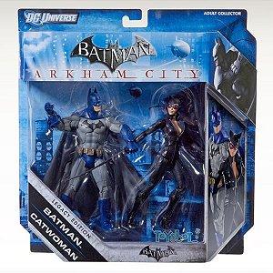 Batman Catwoman Arkham City Legacy Edition