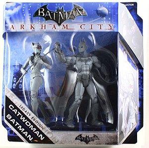 Catwoman Batman Arkham City Legacy Edition